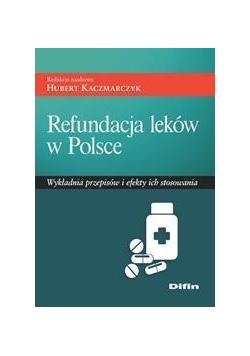 Refundacja leków w Polsce