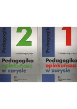 Pedagogika opiekuńcza w zarysie, t. 1-2