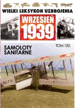 Samoloty sanitarne