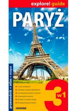Paryż. Explore! guide