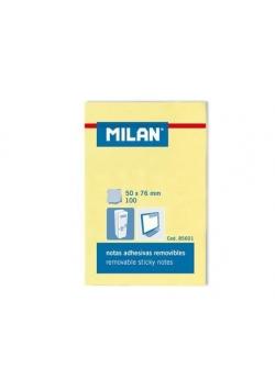 Karteczki samoprzylepne 50x75/100K MILAN