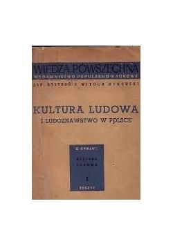 Kultura ludowa i ludoznawstwo w Polsce