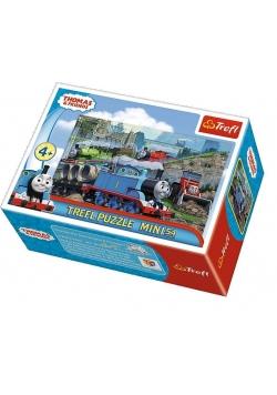 Puzzle 54 mini Przygody Tomka 1 TREFL