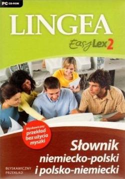 Lingea EasyLex 2. Słownik niem-pol-niem