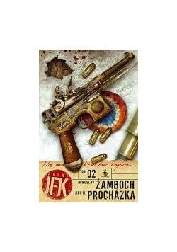 Agent JFK T2. Nie ma krwi...
