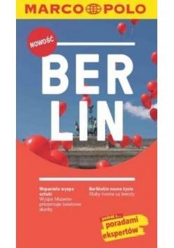 Berlin - przewodnik z mapą w etui