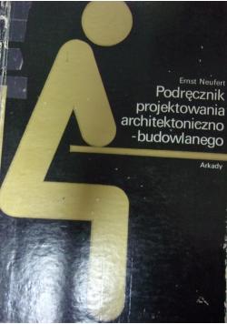 Podręcznik projektowania architektoniczno -budowlanego