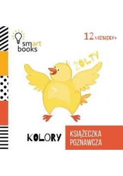 Książeczka poznawcza 12 M+ Kolory