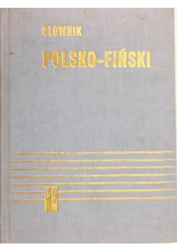 Słownik Polsko-Fiński