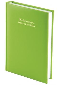 Kalendarz nauczyciela 2018/2019 A5 tygodniowy Albit seledyn