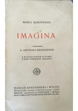 Imagina, 1883 r.