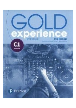 Gold Experience 2ed C1 WB PEARSON