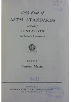 1955 Book of Astm Standards