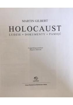 Holocaust. Ludzie, dokumenty, pamięć