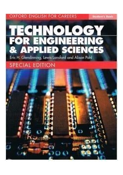 Oxford English for Careers. Technology for...SB