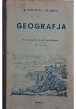 Geografja, 1915 r.