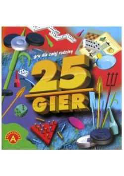 25 gier