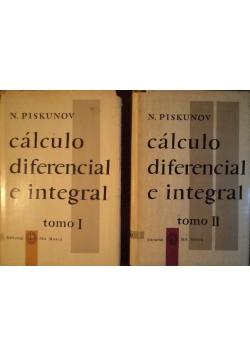 Calculo diferencial e integral, tomo I-II
