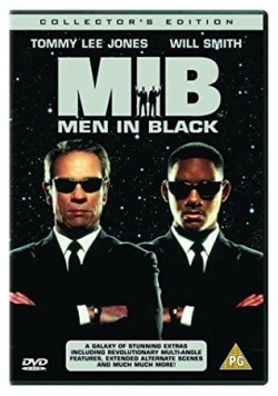 Men in Black, płyta  DVD