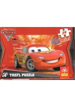 Puzzle 54 mini Auta Zygzak TREFL