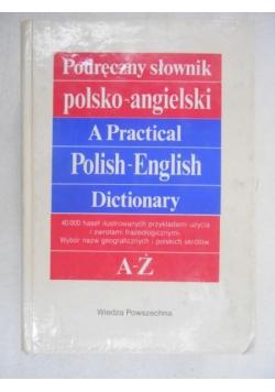 Podręczny słownik polsko-angielski