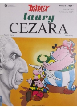 Gościnny  - Asterix laury Cezara, zeszyt III (18) 94