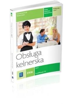 Obsługa kelnerska Podr cz.1 REA