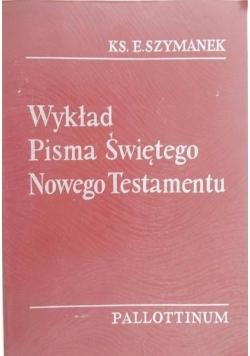 Wykład Pisma Świętego Nowego Testamentu