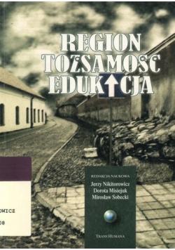 Region Tożsamość Edukacja