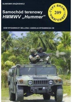 Samochód terenowy HMMWV Hummer. Typy broni z.209