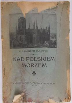 Nad polskiem morzem, 1921 r.
