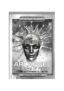 Arcangel The Legacy Of Peace. Prepare to be annihilated, CD