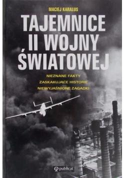 Tajemnice II wojny światowej