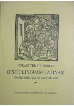 Disco Linguam Latinam