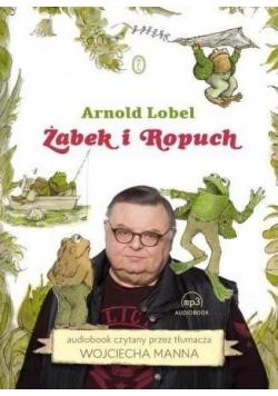 Żabek i Ropuch Audiobook