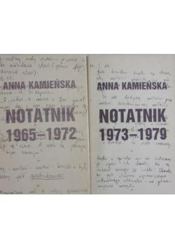 Notatnik 1965-1972/Notatnik 1973-1979