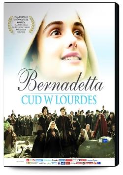 Bernadetta. Cud w Lourdes DVD