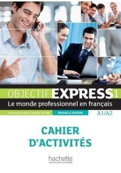 Objectif Express 1 ćwiczenia HACHETTE