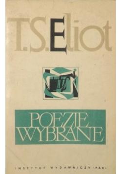 Poezje wybrane, 1935 r.
