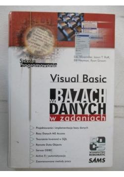 Visual Basic w bazach danych w zadaniach