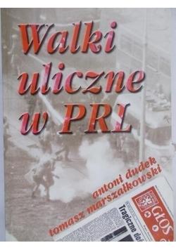 Walki uliczne w PRL