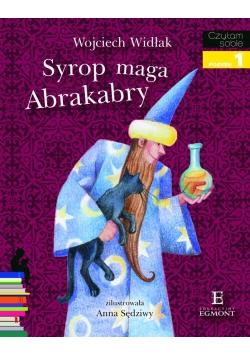 Czytam sobie - Syrop maga Abrakabry