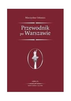Przewodnik po Warszawie reprint 1937