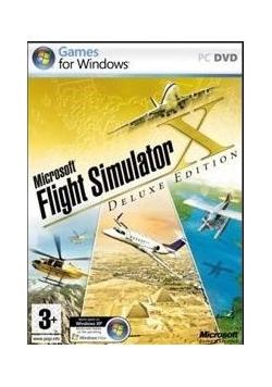 Microsoft Flight Simulator, płytaPC/ DVD