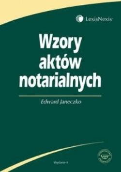Wzory aktów notarialnych