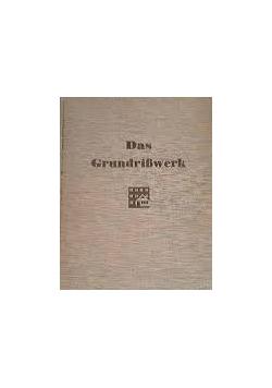 Das Grundriswerk, 1949r.