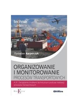 Org. i monitorowanie procesów transsportowych A.31