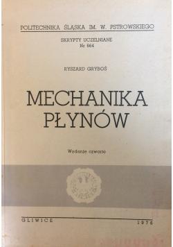 Mechanika płynów wydanie IV