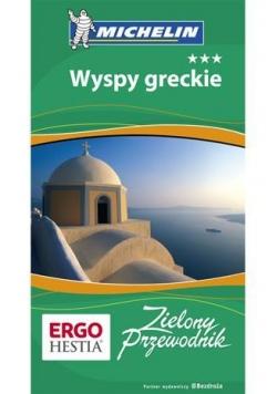 Zielony przewodnik - Wyspy Greckie