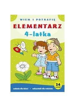Elementarz 4-latka